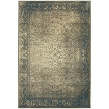 Payton Blue/Beige Indoor Area Rug