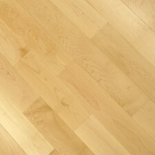 """Forever Tuff 4-3/4"""" Engineered Canadian Maple Hardwood Flooring in Natural"""