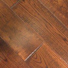 "Lexington 6"" Engineered Oak Hardwood Flooring in Mustang"