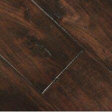 "English Pub 7-1/2"" Engineered Hickory Hardwood Flooring in Rye"