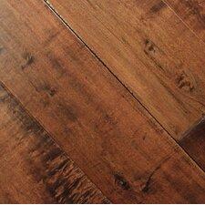 "English Pub 7-1/2"" Engineered Maple Hardwood Flooring in Brandy Wine"