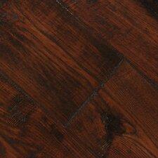 """English Pub 7-1/2"""" Engineered Hickory Hardwood Flooring in Applejack"""