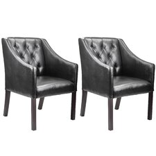Antonio Club Chair (Set of 2)