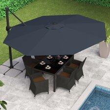 11' Deluxe Offset Patio Umbrella