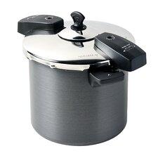 8 Qt. Hard Anodized Aluminum Pressure Cooker