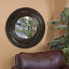 Canton Round Mirror