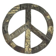 Peace Sign Wall Decor