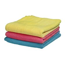 Superio Brand Ultra Microfiber Miracle Cloth (Pack of 3)