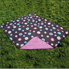 Indoor/Outdoor Reversible Travel Blanket