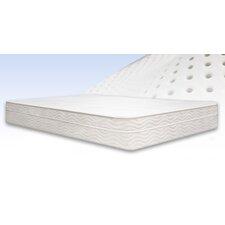 "The Purity 9.5"" Natural Latex Medium Foam Mattress"