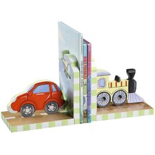 Transportation Book End (Set of 2)
