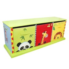 Sunny Safari 3 Compartment Cubby Base Set