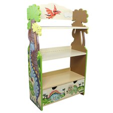 Dinosaur Kingdom Bookshelf