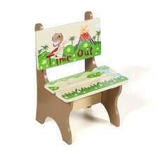 Dinosaur Kingdom Kids Desk Chair I