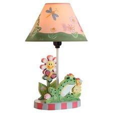 "Magic Garden 16.3"" H Table Lamp with Empire Shade"