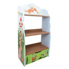 "Knights & Dragons 41"" Bookshelf"
