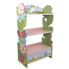 "Magic Garden 38"" Bookshelf"