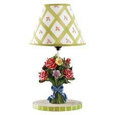 "Bouquet 16"" H Table Lamp with Empire Shade"