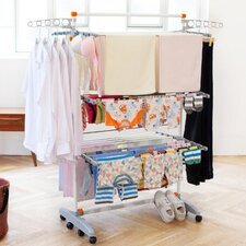 Indoor clothes drying rack big w