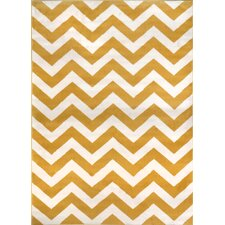 Brianna Area Rug in Yellow
