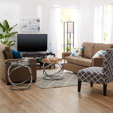 Quatrefoil Slipper Chair