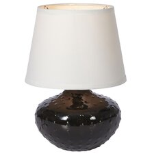 """Nicole 12"""" H Table Lamp with Empire Shade"""