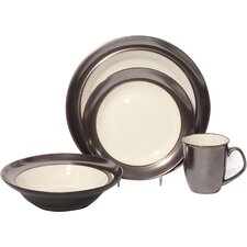 Stellar 16 Piece Dinnerware Set