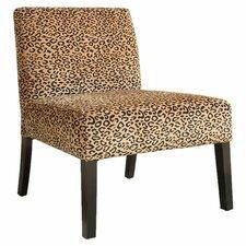 San Augustine Fabric Slipper Chair
