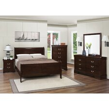Montreal Sleigh Customizable Bedroom Set