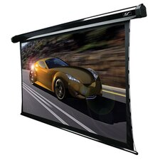 "CineWhite 115"" Electric Projection Screen"