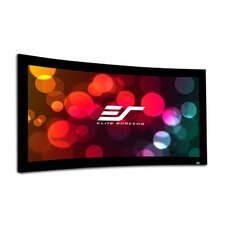 Lunette Series Curved Fixed Frame Projection Screen