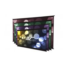 DIY Wall 2 Series Do-It-Yourself Indoor & Outdoor Wall Projection Screen