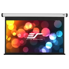 """Home2 Series 90"""" Diagonal Electric/Motorized Projection Screen"""