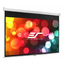 Elite Screens Manual SRM Series Slow Retract Pull Down Projection Projector Screen