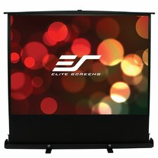 ezCinema Plus Series Portable Floor Pull Up Projection Screen