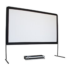 Yard Master Foldable Outdoor Portable Light Weight Front Projection Movie Screen