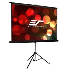 Tripod Pro Professional Portable Pull-up Projection Screen