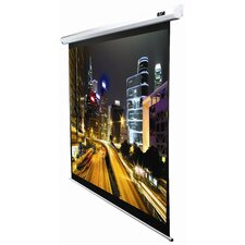 Spectrum Series Motorized Electric Drop Down Projection Screen