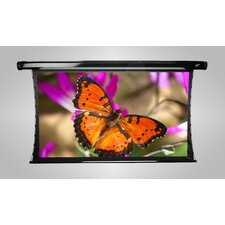 """CineTension2 Cine White 84"""" diagonal Tab-Tensioned Electric Projection Screen"""