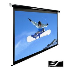 Spectrum Series Electric Drop Down Projection Screen