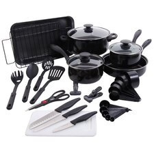 Home 30 Piece Cookware Set