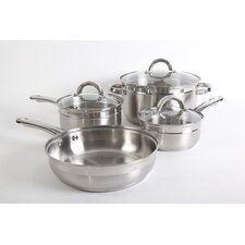 Glynn 7 Piece Cookware Set