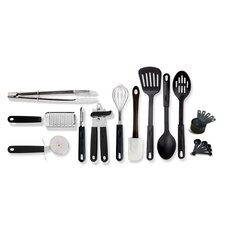 Kitchen Tool/Gadget Prepare and Serve 20 Piece Cookware Set