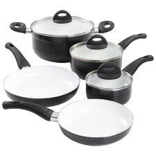 Stanza 8 Piece Cookware Set