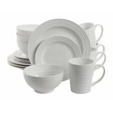 Amelia Court 16 Piece Dinnerware Set