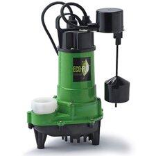 3/4 HP Submersible Sump Pump
