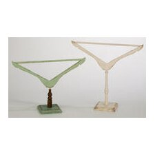 2 Piece Jewelry Hanger Stand