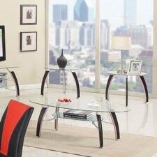 Broad Coffee Table Set