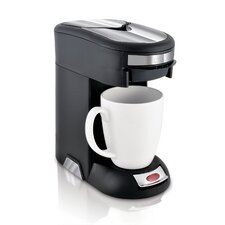Signature Single Serve Coffee Maker (Filter Brew Basket Not Included)