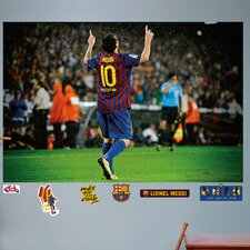 Lionel Messi Wall Mural